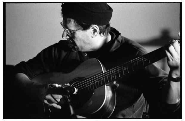 Glenn Jones by Laurent Orseau - Voûtes - Paris, France #3
