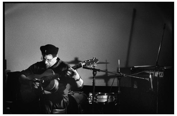 Glenn Jones by Laurent Orseau - Voûtes - Paris, France #4