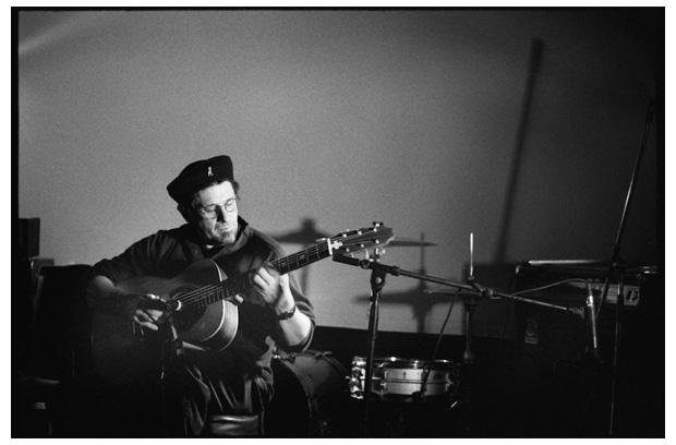 Glenn Jones by Laurent Orseau - Voûtes - Paris, France #5