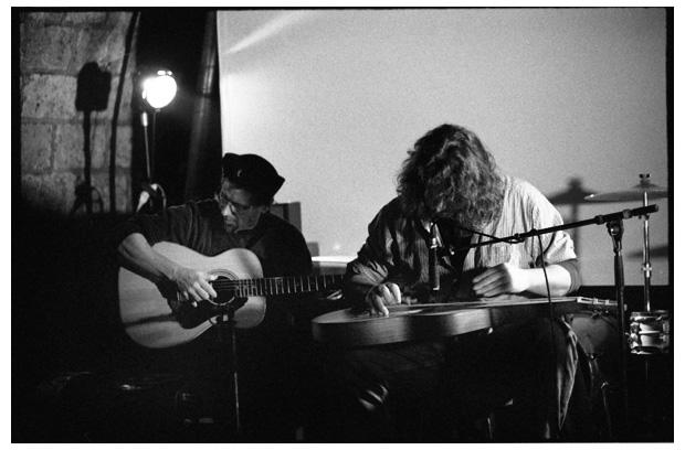 Glenn Jones by Laurent Orseau - Voûtes - Paris, France #6