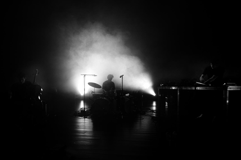 Grid Ravage by Laurent Orseau - Summer Bummer Festival - De Studio - Antwerp, Belgium #2