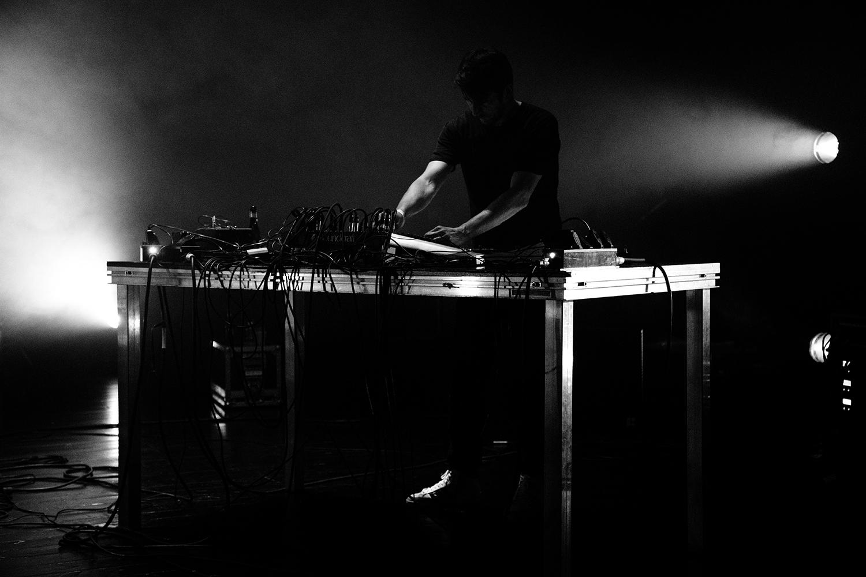 Grid Ravage by Laurent Orseau - Summer Bummer Festival - De Studio - Antwerp, Belgium #4