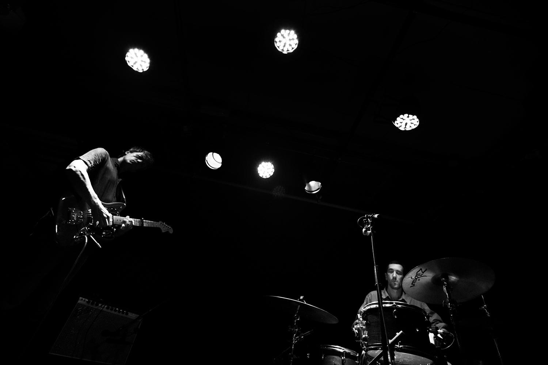 Gunn-Truscinski Duo by Laurent Orseau - Les Ateliers Claus - Brussels, Belgium #4