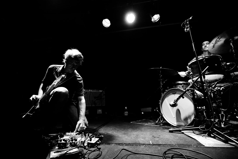 Gunn-Truscinski Duo by Laurent Orseau - Les Ateliers Claus - Brussels, Belgium #5