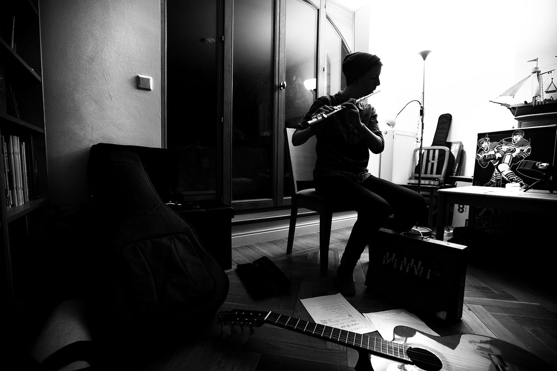 Half Asleep by Laurent Orseau - hinah session - hinah hq - Brussels, Belgium #3