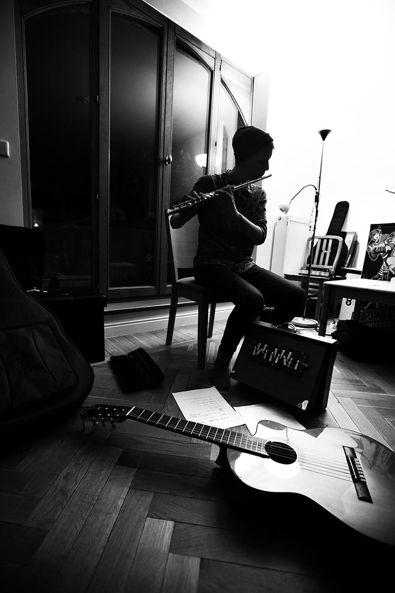 Half Asleep by Laurent Orseau - hinah session - hinah hq - Brussels, Belgium #5