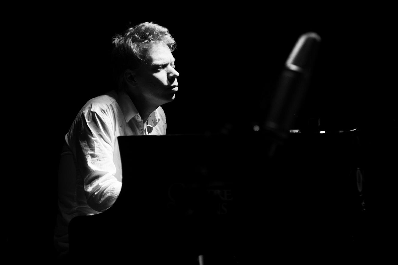 Han Bennink Trio (with Joachim Badenhorst & Simon Toldam) by Laurent Orseau - Les Ateliers Claus - Brussels, Belgium #18