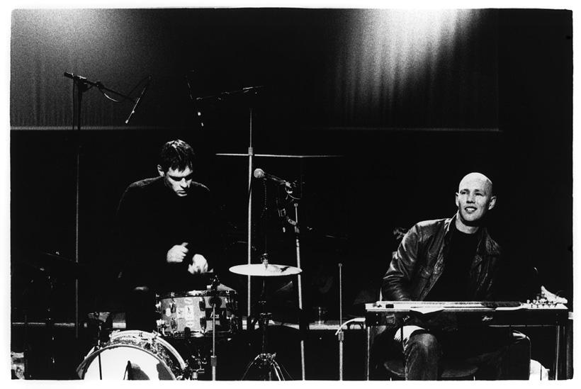 Hefner by Laurent Orseau - Black Sessions - La Maison de la Radio - Paris, France #7