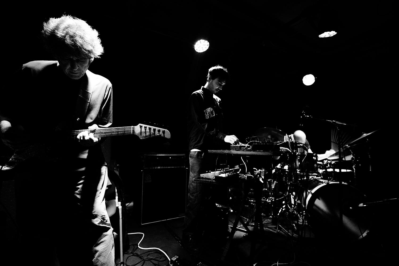 Heldon by Laurent Orseau - Concert - Les Ateliers Claus - Brussels, Belgium #6