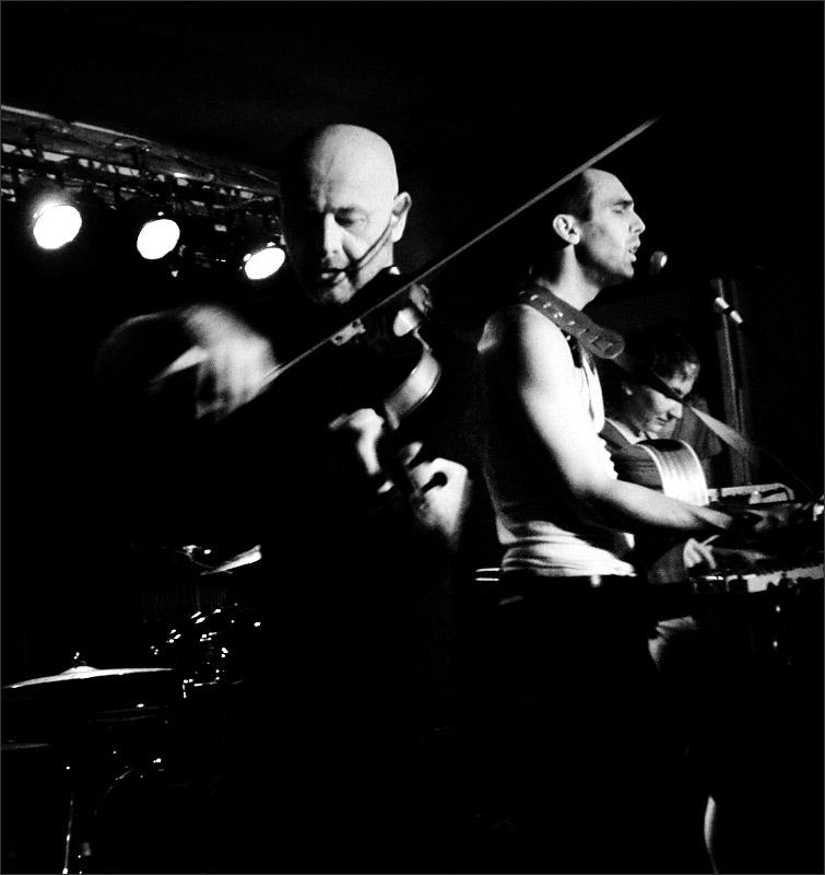 The Hidden Cameras - Concert - Das Bett - Frankfurt am Main, Germany