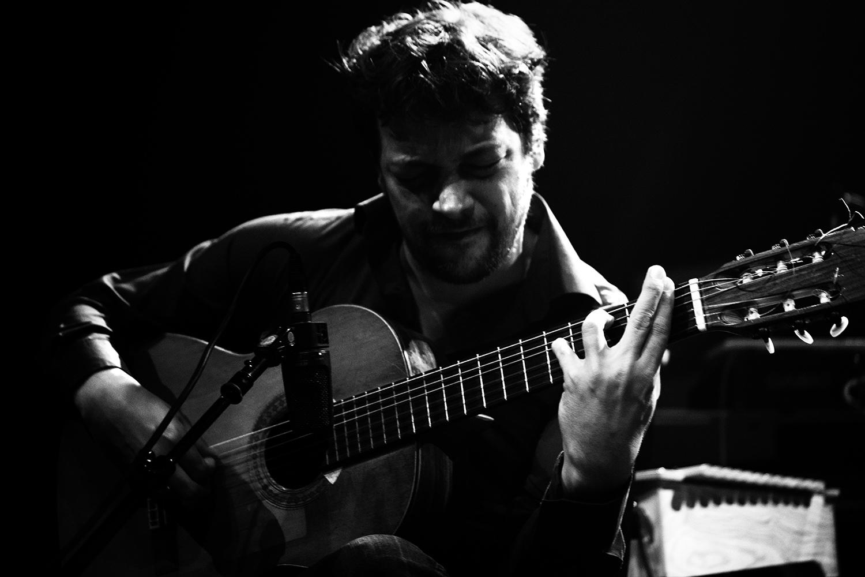 Índio Louro by Laurent Orseau - Concert - Ancienne Belgique - Brussels, Belgium #15