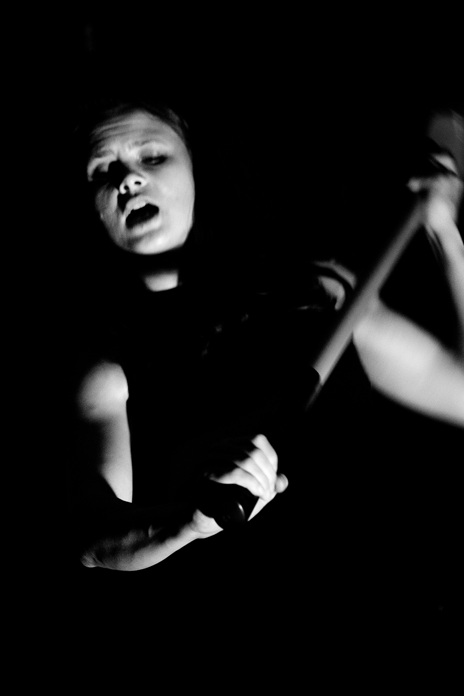 Inga Huld Hákonardóttir & Yann Leguay by Laurent Orseau - Les Ateliers Claus - Brussels, Belgium #12