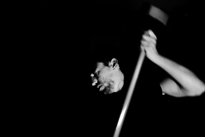 Inga Huld Hákonardóttir & Yann Leguay by Laurent Orseau - Les Ateliers Claus - Brussels, Belgium #16