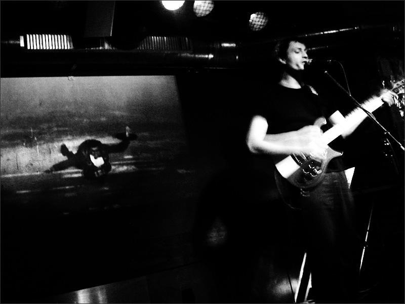 Initials DC by Laurent Orseau - Clubkeller - Frankfurt am Main, Germany #10