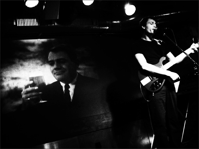 Initials DC by Laurent Orseau - Clubkeller - Frankfurt am Main, Germany #11