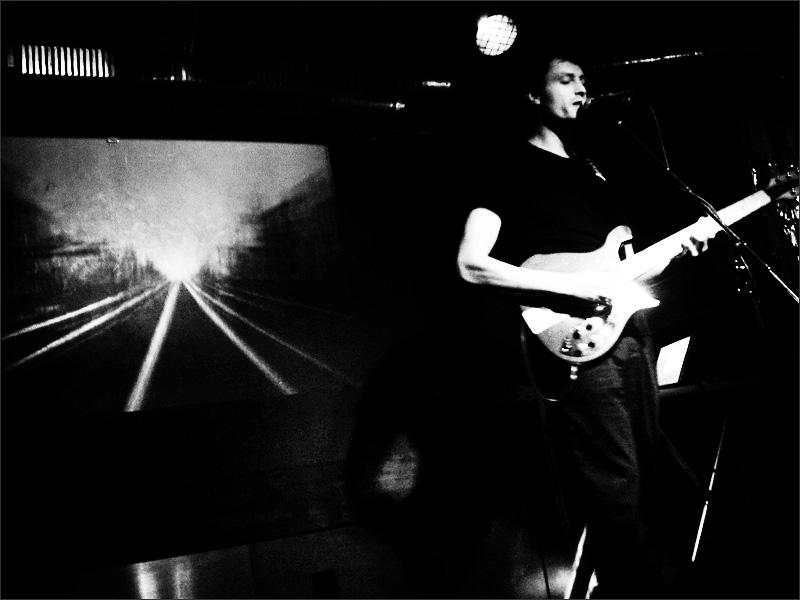 Initials DC by Laurent Orseau - Clubkeller - Frankfurt am Main, Germany #13