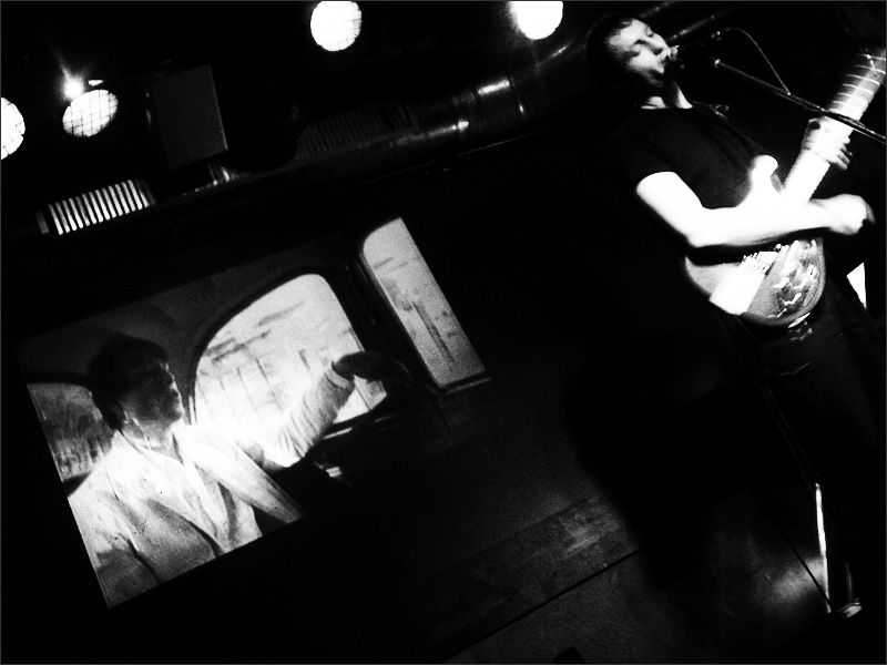 Initials DC by Laurent Orseau - Clubkeller - Frankfurt am Main, Germany #16