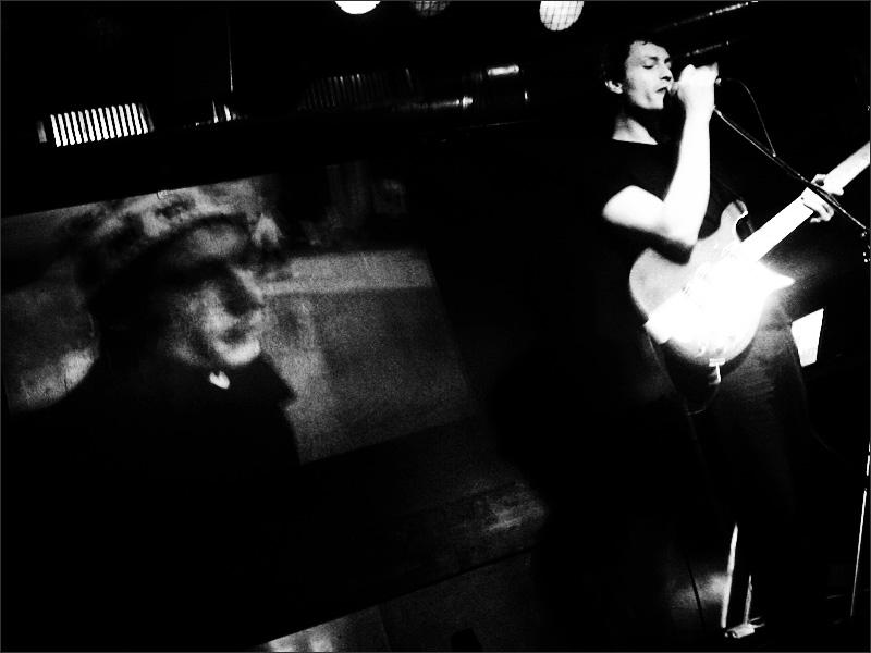 Initials DC by Laurent Orseau - Clubkeller - Frankfurt am Main, Germany #5
