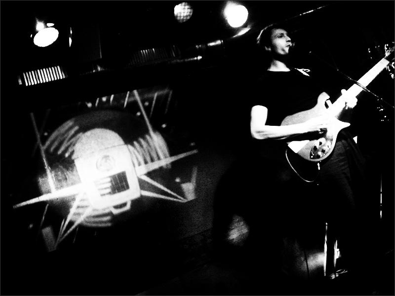 Initials DC by Laurent Orseau - Clubkeller - Frankfurt am Main, Germany #9