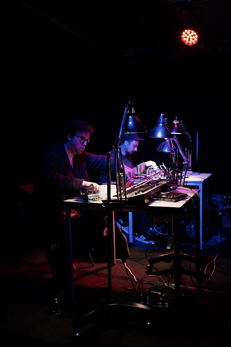 James Rushford & Joe Talia by Laurent Orseau - Les Ateliers Claus - Brussels, Belgium #3