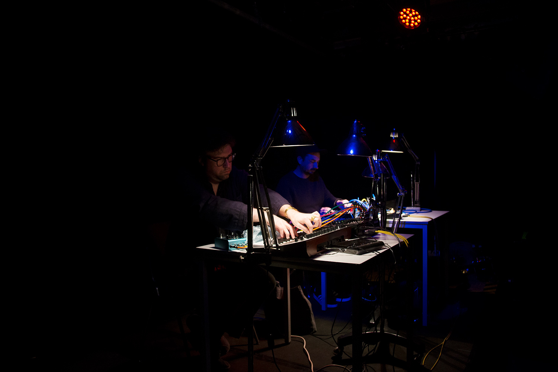 James Rushford & Joe Talia by Laurent Orseau - Les Ateliers Claus - Brussels, Belgium #4
