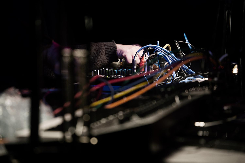 James Rushford & Joe Talia by Laurent Orseau - Les Ateliers Claus - Brussels, Belgium #9