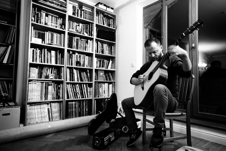 Jan Mörgenson by Laurent Orseau - hinah session - hinah hq - Brussels, Belgium #3