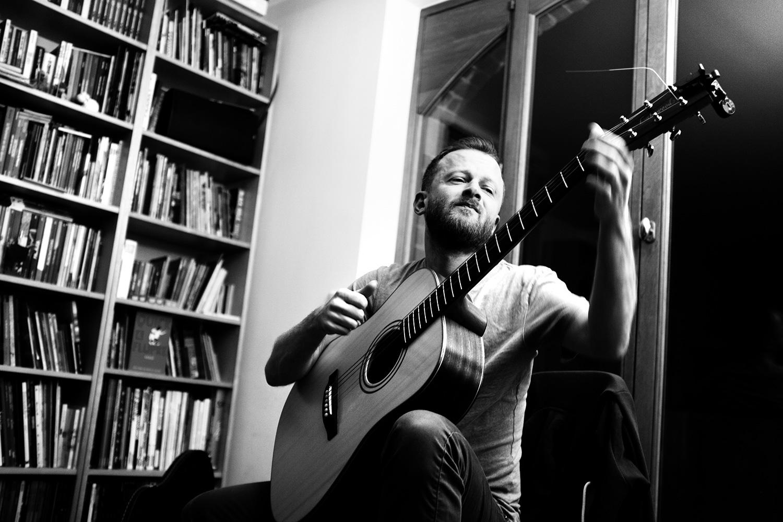 Jan Mörgenson by Laurent Orseau - hinah session - hinah hq - Brussels, Belgium #4