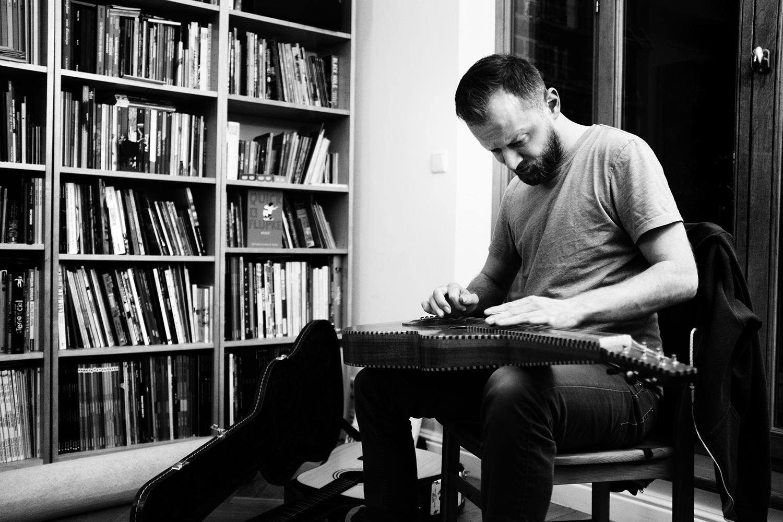 Jan Mörgenson by Laurent Orseau - hinah session - hinah hq - Brussels, Belgium #6