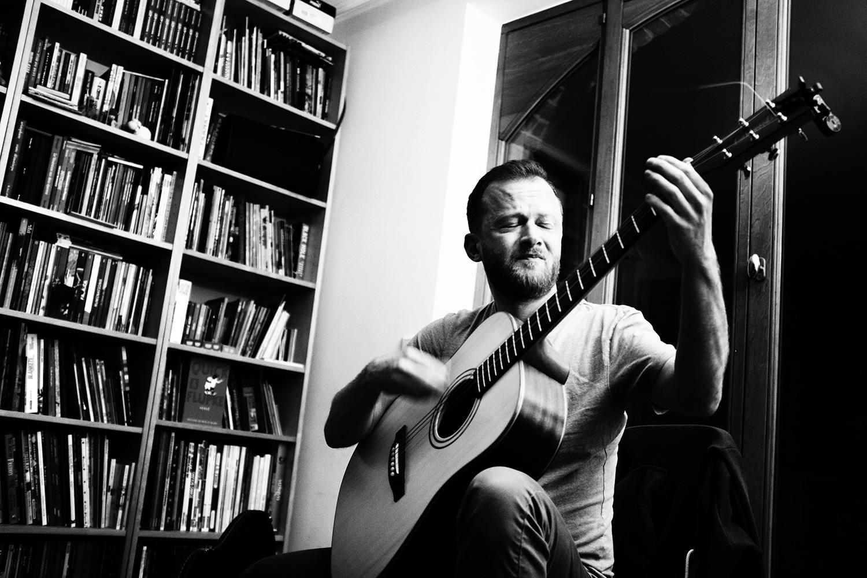 Jan Mörgenson by Laurent Orseau - hinah session - hinah hq - Brussels, Belgium #7