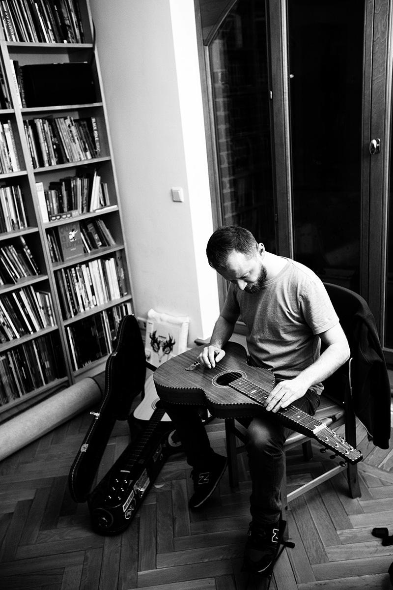 Jan Mörgenson by Laurent Orseau - hinah session - hinah hq - Brussels, Belgium #9