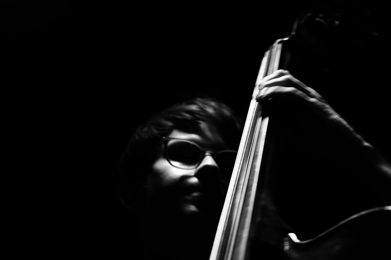 João Lobo Trio (João Lobo & Norberto Lobo & Soet Kempeneer) by Laurent Orseau - Les Ateliers Claus - Brussels, Belgium #14