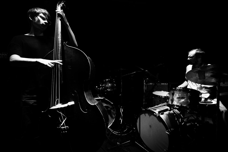 João Lobo Trio (João Lobo & Norberto Lobo & Soet Kempeneer) by Laurent Orseau - Les Ateliers Claus - Brussels, Belgium #5
