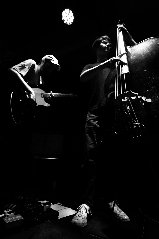 João Lobo Trio (João Lobo & Norberto Lobo & Soet Kempeneer) by Laurent Orseau - Les Ateliers Claus - Brussels, Belgium #6