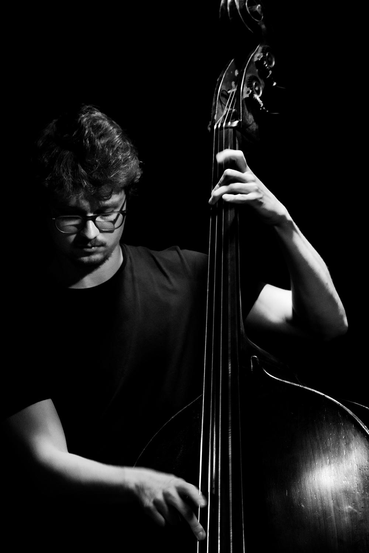 João Lobo Trio (João Lobo & Norberto Lobo & Soet Kempeneer) by Laurent Orseau - Les Ateliers Claus - Brussels, Belgium #10