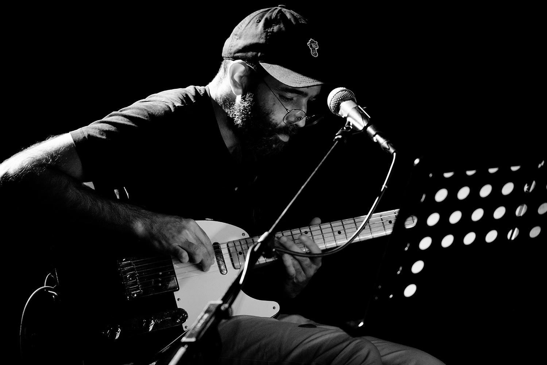 João Lobo Trio (João Lobo & Norberto Lobo & Soet Kempeneer) by Laurent Orseau - Les Ateliers Claus - Brussels, Belgium #13