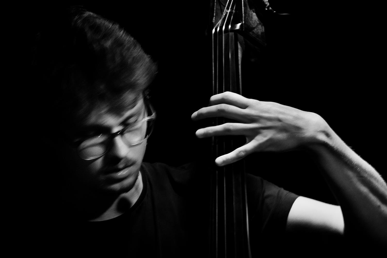 João Lobo Trio (João Lobo & Norberto Lobo & Soet Kempeneer) by Laurent Orseau - Les Ateliers Claus - Brussels, Belgium #15