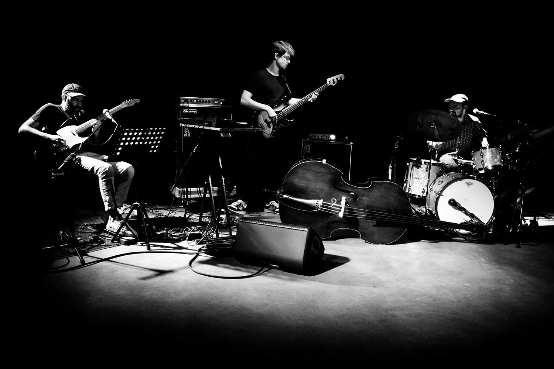 João Lobo Trio (João Lobo & Norberto Lobo & Soet Kempeneer) by Laurent Orseau - Les Ateliers Claus - Brussels, Belgium #2