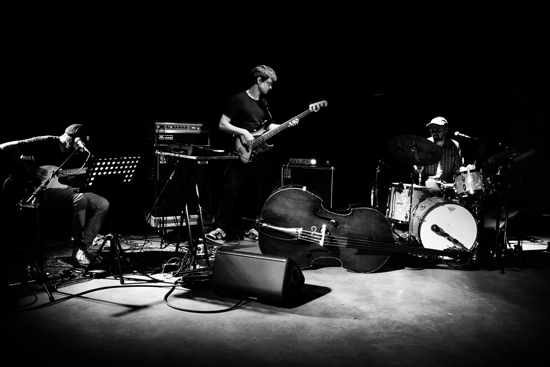 João Lobo Trio (João Lobo & Norberto Lobo & Soet Kempeneer) by Laurent Orseau - Les Ateliers Claus - Brussels, Belgium #3