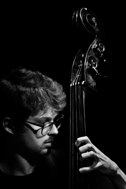 João Lobo Trio (João Lobo & Norberto Lobo & Soet Kempeneer) by Laurent Orseau - Les Ateliers Claus - Brussels, Belgium #7