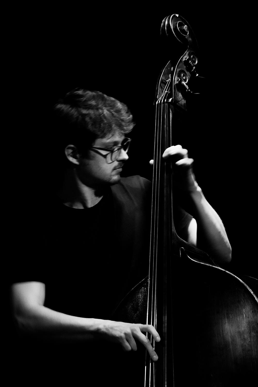 João Lobo Trio (João Lobo & Norberto Lobo & Soet Kempeneer) by Laurent Orseau - Les Ateliers Claus - Brussels, Belgium #9