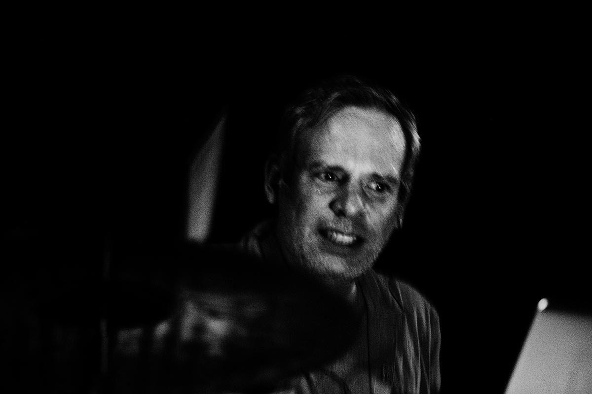 John McEntire by Laurent Orseau - Les Ateliers Claus - Brussels, Belgium #5