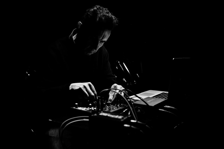 K-Group by Laurent Orseau - Concert - Les Ateliers Claus - Brussels, Belgium #3
