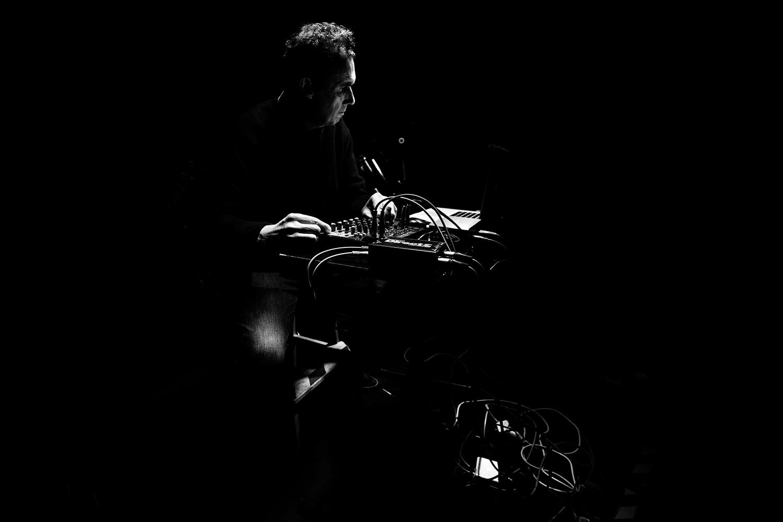 K-Group by Laurent Orseau - Concert - Les Ateliers Claus - Brussels, Belgium #4