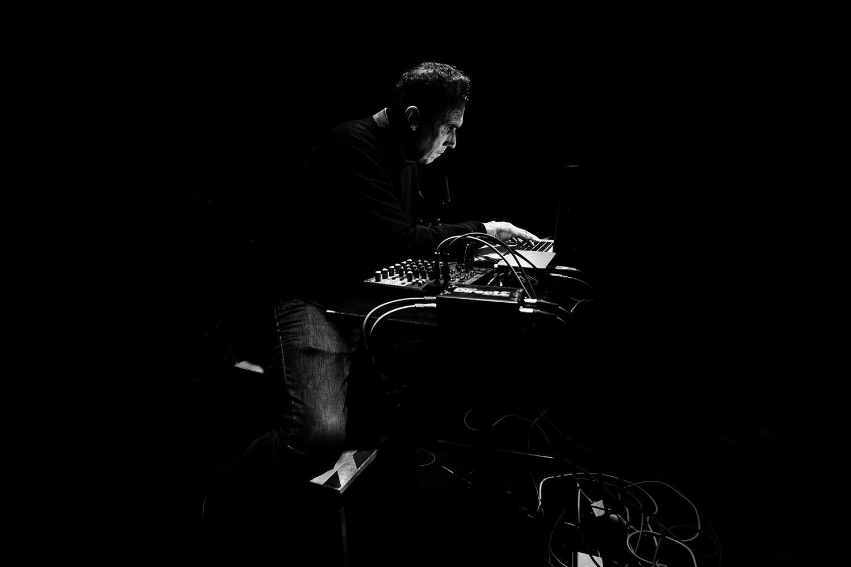 K-Group by Laurent Orseau - Concert - Les Ateliers Claus - Brussels, Belgium #5