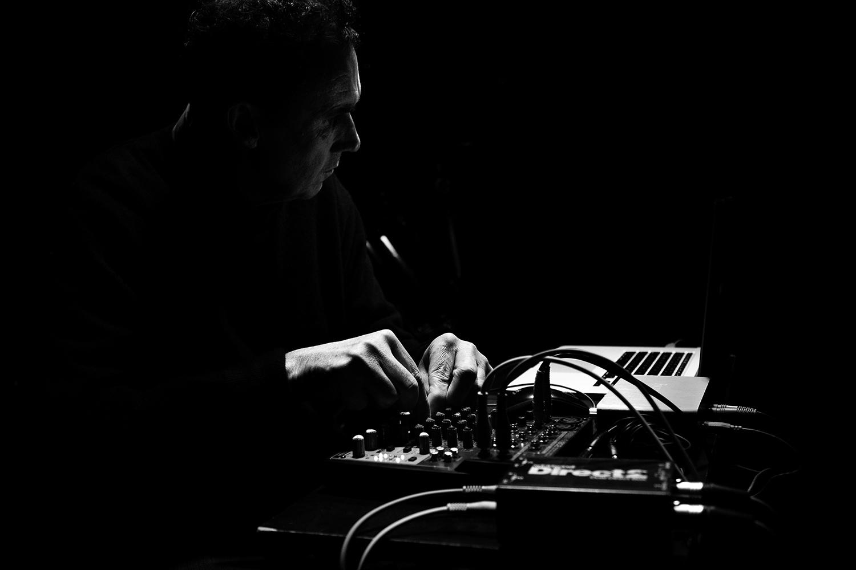 K-Group by Laurent Orseau - Concert - Les Ateliers Claus - Brussels, Belgium #6