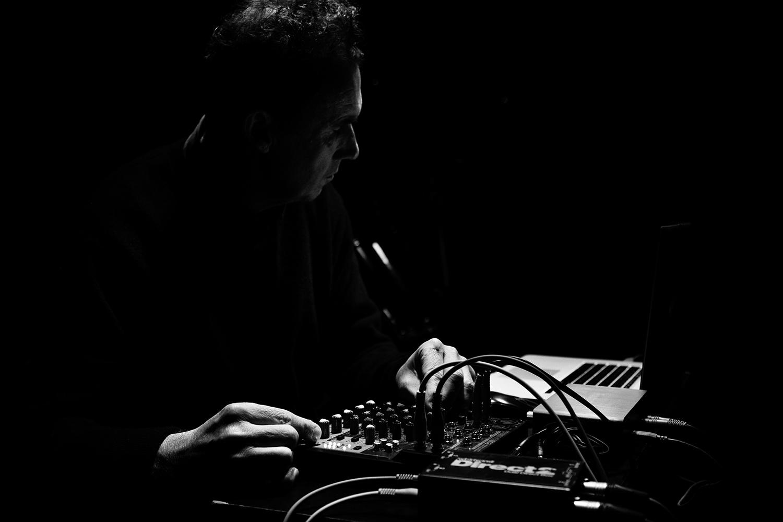 K-Group by Laurent Orseau - Concert - Les Ateliers Claus - Brussels, Belgium #8