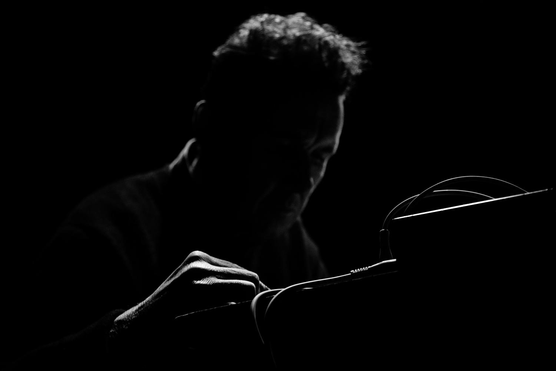K-Group by Laurent Orseau - Concert - Les Ateliers Claus - Brussels, Belgium #9