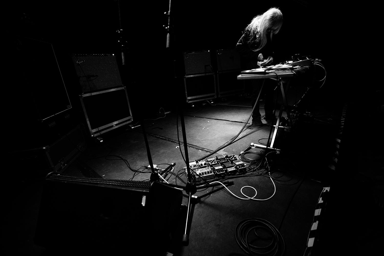 Keiji Haino by Laurent Orseau - Les Ateliers Claus - Brussels, Belgium #15