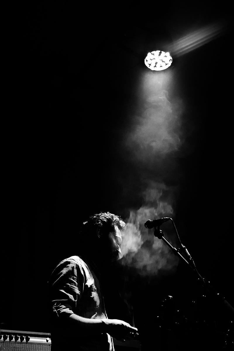 La Baracande by Laurent Orseau - Concert - Les Ateliers Claus - Brussels, Belgium #11